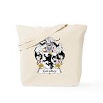 Geraldes Family Crest  Tote Bag
