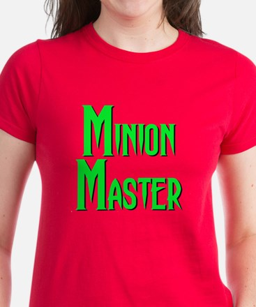 Minion Master Women's Dark T-Shirt