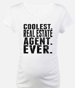 Coolest. Real Estate Agent. Ever. Shirt