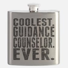Coolest. Guidance Counselor. Ever. Flask