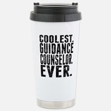 Coolest. Guidance Counselor. Ever. Travel Mug