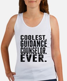 Coolest. Guidance Counselor. Ever. Tank Top