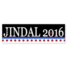 Bobby Jindal 2016 Bumper Bumper Sticker