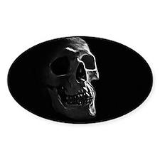Human Skull Decal