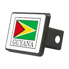 Guyana Hitch Cover