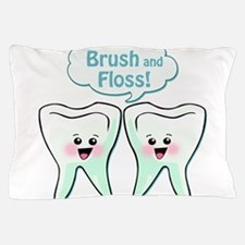 Dentist Dental Hygienist Pillow Case