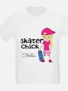 Skater Chick T-Shirt