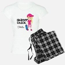 Skater Chick Pajamas