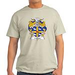 Galego Family Crest  Light T-Shirt