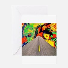 Camino Acid Greeting Card