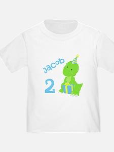 Baby Dinosaur T