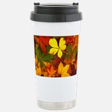 Colorful Autumn Stainless Steel Travel Mug