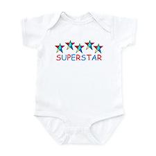 SUPERSTAR Infant Bodysuit