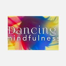 Unique Mindfulness Rectangle Magnet