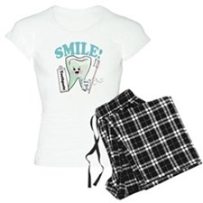 Smile Dentist Dental Hygien Pajamas