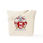 Gachineiro Family Crest Tote Bag