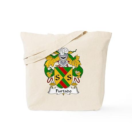 Furtado Family Crest Tote Bag