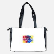 Dancing Mindfulness Diaper Bag