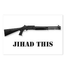 Jihad This Postcards (Package of 8)