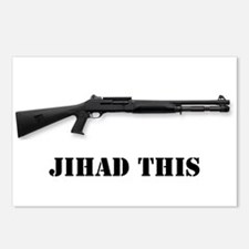 Jihad This Postcards (Package of 8)