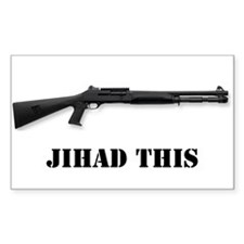 Jihad This Decal