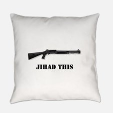Jihad This Everyday Pillow