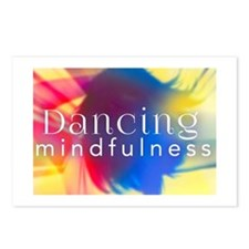 Dancing Mindfulness Postcards (Package of 8)