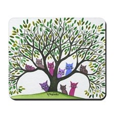 Payette Stray Cats Mousepad
