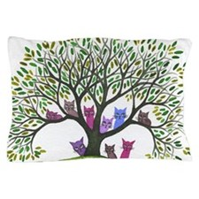 Payette Stray Cats Pillow Case
