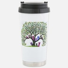Payette Stray Cats Stainless Steel Travel Mug