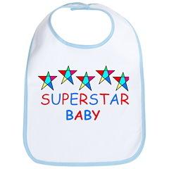 SUPERSTAR BABY Bib