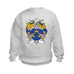 Frois Family Crest Kids Sweatshirt