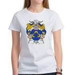 Frois Family Crest Women's T-Shirt