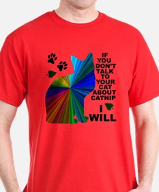 Rainbow Catnip T-Shirt