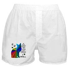 Rainbow Catnip Boxer Shorts