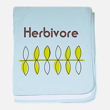 herbivore baby blanket