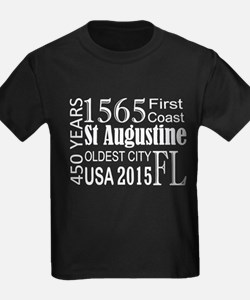 450 Years White T-Shirt