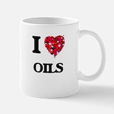 I Love Oils Mugs