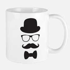 Original Hipster Mugs
