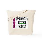 JTP Logo Trailer Trash Tote Bag