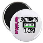 JTP Logo Trailer Trash Magnet