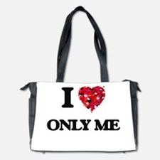 I Love Only Me Diaper Bag