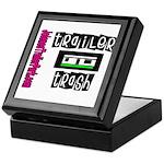 JTP Logo Trailer Trash Keepsake Box