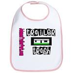 JTP Logo Trailer Trash Bib