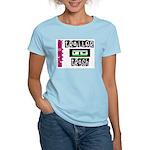 JTP Logo Trailer Trash Women's Pink T-Shirt