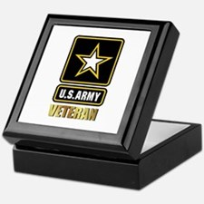 US ARMY VETERAN Keepsake Box