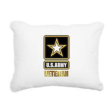 US ARMY VETERAN Rectangular Canvas Pillow