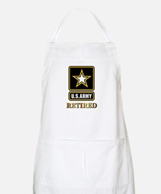 US ARMY RETIRED Apron