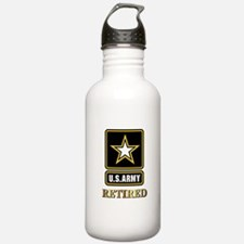 US ARMY RETIRED Water Bottle