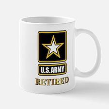 US ARMY RETIRED Mugs